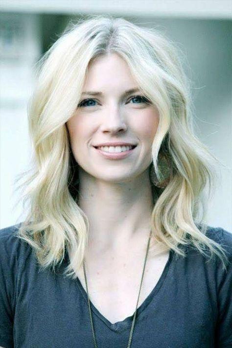 shoulder blonde
