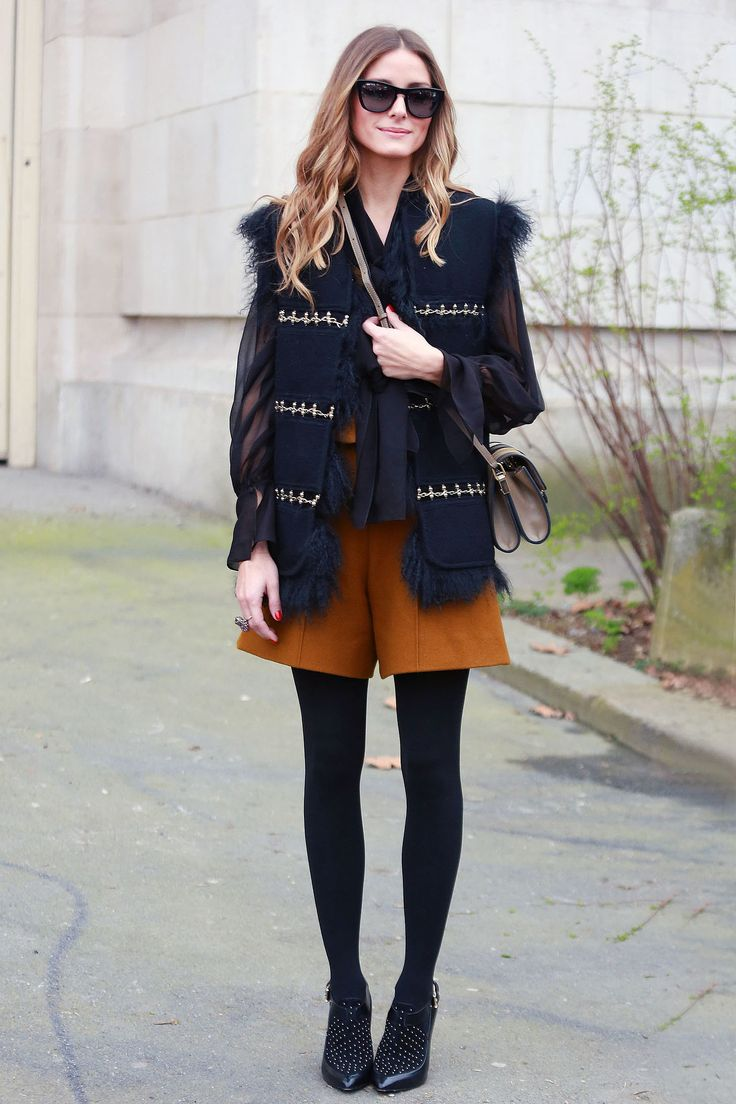 dress shorts with tights