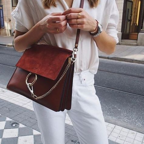 chloe faye handbag